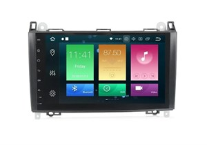 CarMedia XN-9505-P30 Mercedes-Benz A-klasse (W169) 2004-2012, B-klasse (W245) 2005-2011, Vito ll (W639) 2006-2014, Vito III (W447) 2014-2020, Viano ll (W639) 2006-2014, Sprinter на Android 9.0