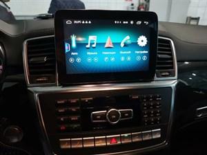 CarMedia XN-M8002 Mercedes A-klasse (W176), B-klasse (W246), CLS-klasse (C218), CLA-klasse (C117 X117), G-klasse (W463), GLA-klasse (X156) 2013-2017 на Android 8.1