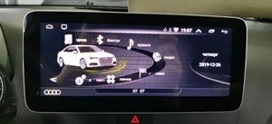 CarMedia XN-A1001 Audi Q5 2008-2016 на Android 8.1