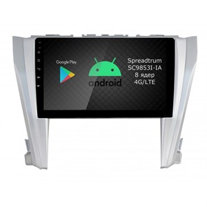 Roximo RI-1117 (с DSP и 4G-SIM) для Toyota Camry V55 2014-2018 на Android 10.0
