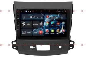 Redpower 51056 R IPS DSP для Peugeot 4007 2007-2012 на Android 8.1