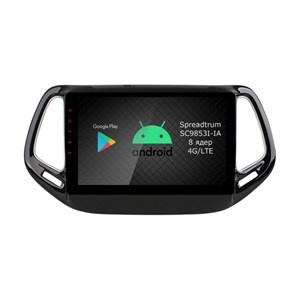 Roximo RI-2204 для Jeep Compass II 2017-2018 на Android 9.0