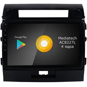 Roximo S10 RS-1111 для Toyota LC 200 2007-2015 на Android 10.0