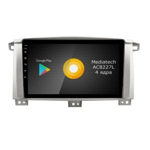 Roximo S10 RS-1123 для Toyota Land Cruiser 105 2002-2008 на Android 10.0