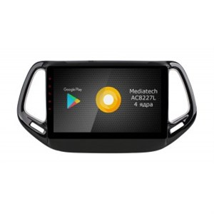 Roximo S10 RS-2204 для Jeep Compass II 2017-2018 на Android 10.0