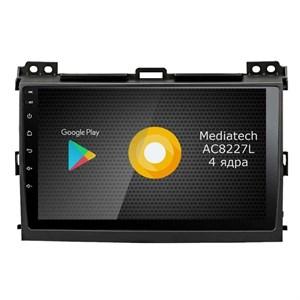 Штатная магнитола Roximo S10 RS-1105-Y для Toyota LC Prado 120 2002-2009 (с усилителем) на Android 10.0