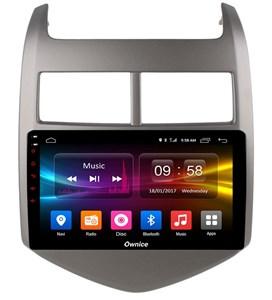 CarMedia OL-9226-S9 для Chevrolet Aveo II 2011-2018 на Android 8.1
