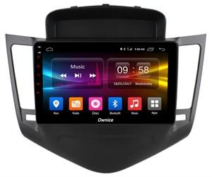 CarMedia OL-9222-S9 для Chevrolet Cruze I 2009-2012 на Android 8.1