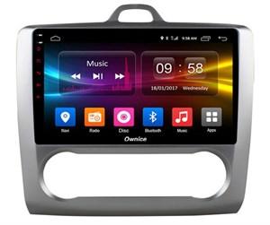 CarMedia OL-9201-M-S9 для Ford Focus II 2005-2011 на Android 8.1