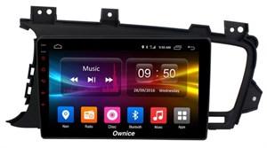 CarMedia OL-9745-S9 для Kia Optima III 2010-2013 на Android 8.1