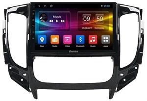 CarMedia OL-9567-2D-S9 для Mitsubishi Pajero Sport III, L200 V 2015-2020 на Android 8.1