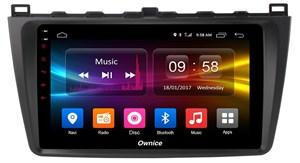 CarMedia OL-9506-2D-P5-32 для Mazda 6 (GH) 2007-2012 на Android 9.0