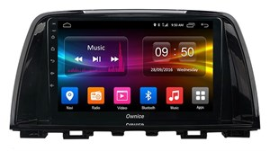 CarMedia OL-9580-1D-P5-32 для Mazda 6 III 2012-2015 на Android 9.0