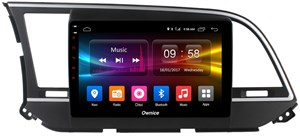 CarMedia OL-9708-P5 для Hyundai Elantra VI (AD) 2016-2019 на Android 9.0