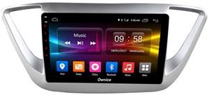 CarMedia OL-9710-P5 для Hyundai Solaris II 2017-2020 на Android 9.0