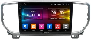 CarMedia OL-9780-P5 для Kia Sportage IV 2018-2020 на Android 9.0