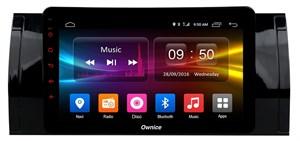CarMedia OL-8957-P6 для BMW 7 (E38), 5 (E39), M5 (E39), X5 (E53) на Android 9.0