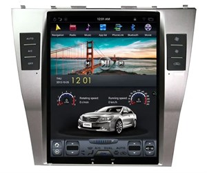 CarMedia ZF-1033-DSP Tesla-Style для Toyota Camry V40 2006-2011 на Android 9.0