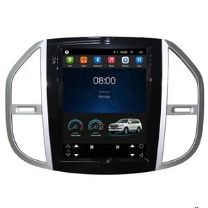 CarMedia ZF-1078-DSP Tesla-Style для Mercedes Vito III (W447) 2014-2018 на Android 9.0