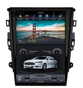 CarMedia ZF-1201-H-DSP Tesla-Style для Ford Mondeo V 2015-2018 на Android 9.0