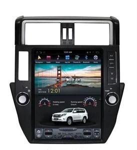 CarMedia ZF-1221-DSP Tesla-Style для Toyota LC Prado 150 2009-2013 на Android 9.0