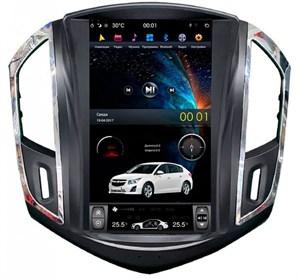 CarMedia ZF-1271-DSP Tesla-Style для Chevrolet Cruze 2013-2015 на Android 9.0