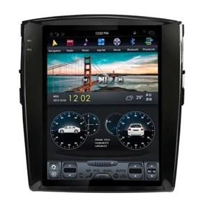 CarMedia ZF-1302-DSP Tesla-Style для Mitsubishi Pajero IV 2006-2018 на Android 9.0