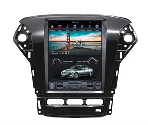 CarMedia ZF-1052-DSP Tesla-Style для Ford Mondeo 2011-2012 на Android 9.0