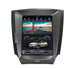 CarMedia ZF-1130-DSP Tesla-Style для Lexus IS 2005-2013 на Android 9.0