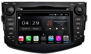 Farcar RG018 (S300) SIM-4G с DSP для Toyota RAV4 (XA30) 2006-2013 на Android 9.0