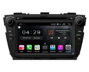Farcar RG224 (S300) SIM-4G с DSP для Kia Sorento 2012+ на Android