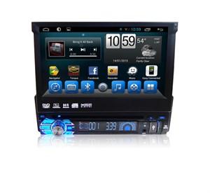 CarMedia KR-7123-T8 Универсальная магнитола 1 DIN на Android 9.0