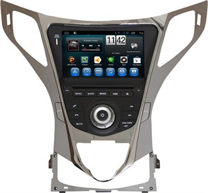 CarMedia KR-8017-DSP для Hyundai Grandeur/Azera 2011-2015 на Android 9.0