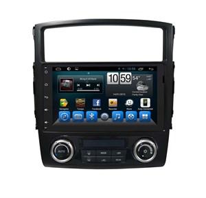 CarMedia KR-9050-DSP для Mitsubishi Pajero IV 2006-2018 на Android 9.0