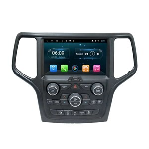CarMedia KR-9176-DSP для Jeep Grand Cherokee 2013+ на Android 9.0