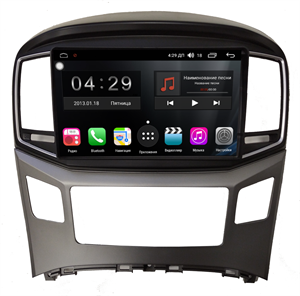 Farcar RL586R (S300) с DSP для Hyundai H1 Starex II 2015-2020 на Android 9.0