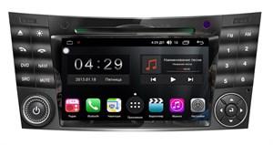 Farcar RG090 (S300) SIM-4G с DSP для Mercedes E-klasse (W211) 2002-2009, CLS-klasse (C219) на Android 9.0