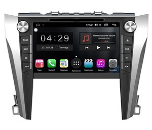 Farcar RG432 (S300) SIM-4G с DSP для Toyota Camry V55 2014-2018 на Android 9.0
