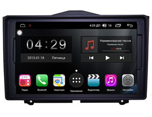 Farcar RG1206R (S300) SIM-4G с DSP для Lada Granta I 2018-2019 на Android 9.0