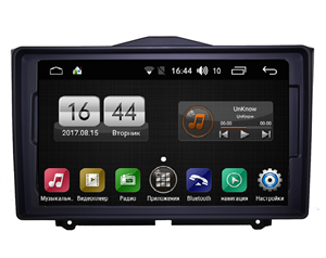 FARCAR LX1206R (S195) с DSP для Lada Granta I 2018-2019 на Android 8.1