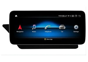 CarMedia XN-M8003 Mercedes E-class 2009-2012 на Android 10.0