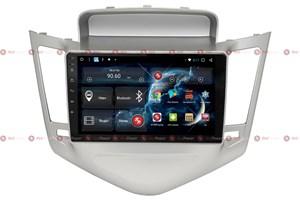 Redpower 51045 R IPS DSP для Chevrolet Cruze I 2009-2012 (серебро) на Android 8.1