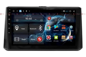Redpower 51072 R IPS DSP для Toyota Corolla XII 2019-2020 на Android 8.1
