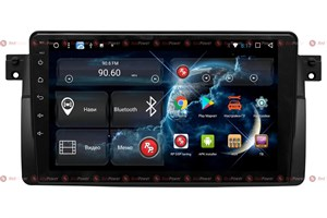Redpower 51081 R IPS DSP для BMW 3 (E46) на Android 8.1