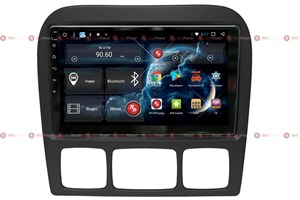 Redpower 51350 R IPS DSP для Mercedes Benz S-class (W220) 1998-2005 на Android 8.1