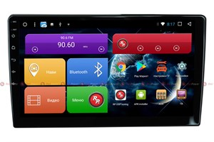 Redpower 510UNIVERSAL10IPSDSP 2 DIN универсальная магнитола на Android 8.1