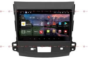 Redpower K 51056 R IPS DSP для Citroen C-Crosser 2007-2013 на Android 8.1