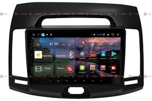 Redpower K 51092 R IPS DSP для Hyundai Elantra IV (HD) 2006-2011 (черная) на Android 8.1