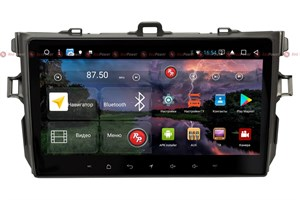 Redpower K 51163 R IPS DSP для Toyota Corolla X 2006-2013 на Android 8.1
