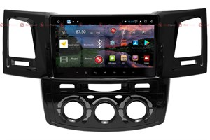 Redpower K 51269 R IPS DSP для Toyota Hilux VII, Fortuner I 2005-2013 на Android 8.1